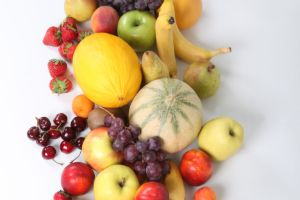 Fruits for box turtles